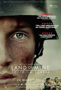 Land of Mine - Teatro Magnetto