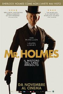 Mr. Holmes Il mistero del caso irrisolto - Teatro Magnetto