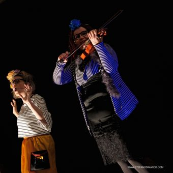 teatro magnetto almese - camaleontica - concert-jouet
