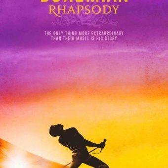 BOHEMIAN RHAPSODY – CINECLUB INGRESSO GRATUITO